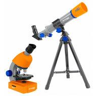 Bresser Junior Telescoop- en Microscoopset met Smartphone Adapter