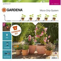 Gardena MDS Uitbreidingsset voor bloembakken