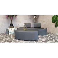sens-line SenS line all weather loungebank tuin Amber