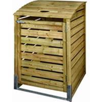 Intergard Kliko Ombouw Afvalcontainer enkel incl hang- en sluitwerk.