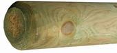 Intergard Rondhout palissade ø10x175cm