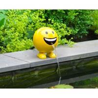ubbink Be Happy geel 19 cm spuitfiguur