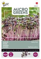 buzzy Microgreens Radijs (rood)