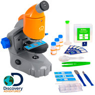 Discovery Adventures Zoom Microscoop 20x-160x