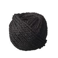Nature kokostouw zwart 50 meter