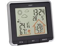 tfadostmann TFA Dostmann Funk-Wetterstation LIFE 35.1153.01 Digitaal draadloos weerstation Voorspelling voor 12 tot 24 uur