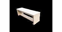 Wood4you Tuinbank Nick Vurenhout -120Lx43Hx38D cm