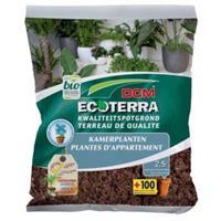 Ecoterra kamerplanten potgrond - 2,5 L