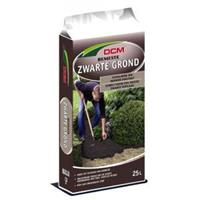 zwarte grond 25 liter