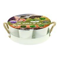 baltusbloembollen Baltus Herb Festival World of Tea per 7 giftbox