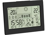 tfadostmann TFA Dostmann Funk-Wetterstation HORIZON 35.1155.01 Digitaal draadloos weerstation