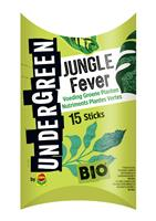 Compo Bio voeding groene plantenstaafjes Undergreen Jungle Fever 15 stuks