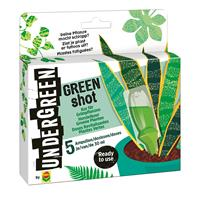 Compo groene planten herstelkuur Undergreen Green Shot 5x30ml
