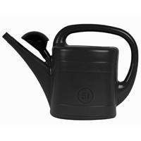 Kunststof gieter 5 liter zwart Zwart