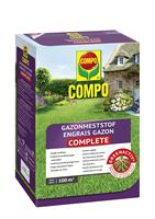 Compo gazonmeststof Complete 100m² 4kg