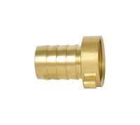 hozelock Easyscrew 1 binnendraad messing kraanstuk (Diameter slangaansluiting: 25 mm)