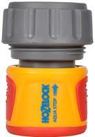 hozelock Slangstuk met waterstop (Diameter slangaansluiting: 15 - 19 mm)