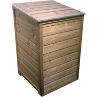 Lutrabox containerkast 120L