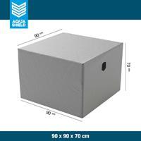 Aquashield loungestoelhoes - 90x90xH70 cm