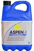 mtools Aspen 4: schone alkylaatbenzine voor viertaktmotoren.