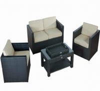 Intergard Loungeset tuinset wickerset Ambiente
