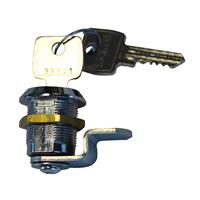 Brievenbusslot met sleutels