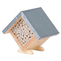 esschertdesign Esschert Design Bijenhuis vierkant