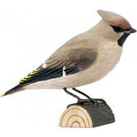 Houten vogel pestvogel