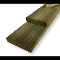 Praxis Schuttingplank grenen 1,6x9x180cm