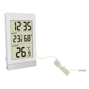 Technoline WS 7039 digitale weerstation Zilver, Wit