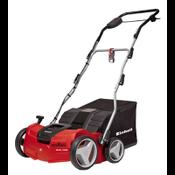 Einhell GE-SA 1640 verticuteermachine 1600 W 48 l Zwart, Rood