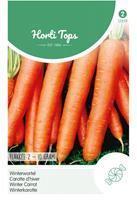 Hortitops Winterwortelen Daucus carota Flakkee 3 Stompp.10 Gram - Wortelen - 10gram