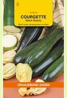 Oranjeband Courgette Black Beauty Cucurbita pepo - Courgette - 5gram