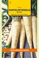 Oranjeband Wortelpeterselie Berliner Petroselinum crispum - Wortelen - 3gram