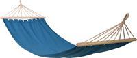 valetti 200x80cm hangmat met spreidstok (Kleur: blauw)