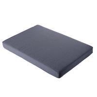 Madison kussens Loungekussen Pallet Carre 120x80cm   outdoor Manchester denim grey