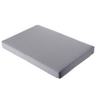 Madison kussens Loungekussen Pallet Carre 120x80cm   outdoor Manchester light grey