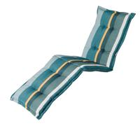 Madison kussens Ligbedkussen   Stripe green
