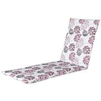 Madison kussens Ligbedkussen 190x60cm   outdoor Donna pink