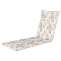 Madison kussens Ligbedkussen 190x60cm   outdoor Flora yellow