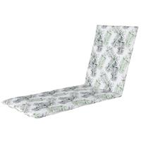 Madison kussens Ligbedkussen 190x60cm   outdoor Flora green