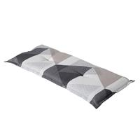 Madison kussens Bankkussen 120cm   Triangle grey