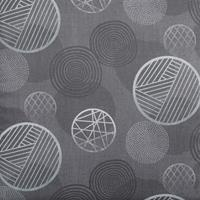 Madison kussens Bankkussen 120cm   Circle grey