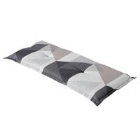 Madison kussens Bankkussen 150cm   Triangle grey