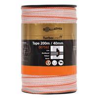 gallagher TurboLine lint 40mm wit 200m
