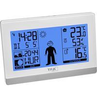 tfadostmann TFA Dostmann Weather Boy 35.1159.02 Draadloos weerstation Voorspelling voor 12 tot 24 uur