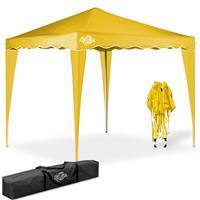 Deuba Vouwpaviljoen. party tent  Capri - Popup geel 3x3m