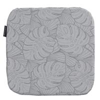 Madison kussens Sophie zitkussen 40x40cm   Outdoor Palm grey