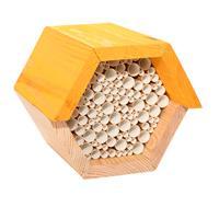 esschertdesign Esschert Design bijenhuis zeshoekig