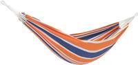 Vivere Braziliaanse 2-persoons hangmat (Kleur: blauw/wit/oranje)
